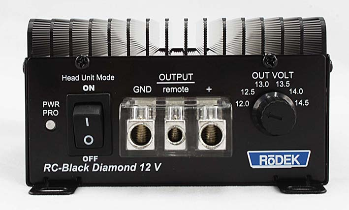 RODEK  RC-BLACK DIAMOND 12V 2