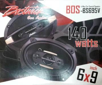 BOSTWICK BS-695V  (ลำโพง 6x9)