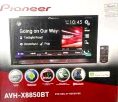 Pioneer AVH-X8850BT 1