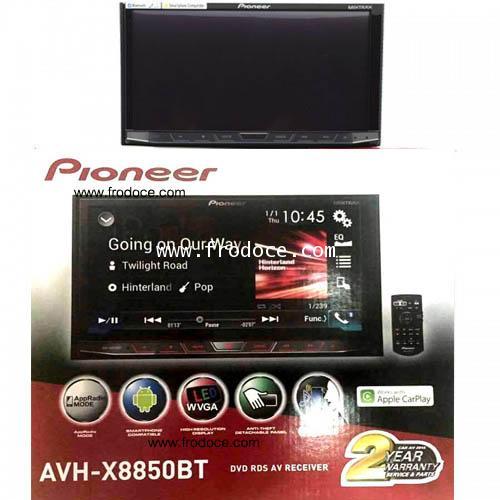 Pioneer AVH-X8850BT 5