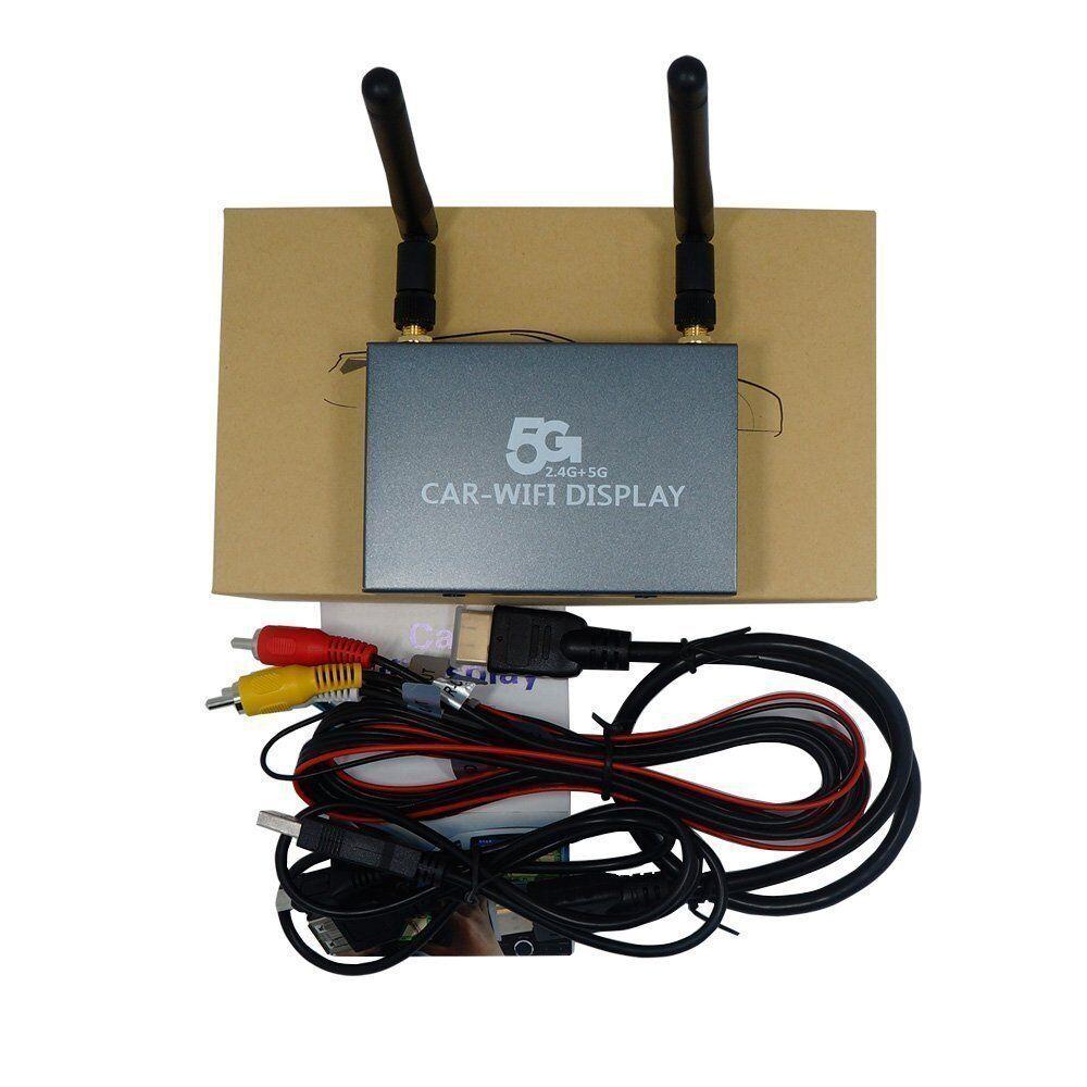 Car Wifi Display (2 เสา ) 5