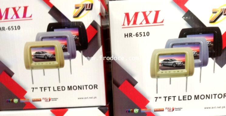 MXL  HR-6510 (จอหัวหมอน 7 นิ้ว)