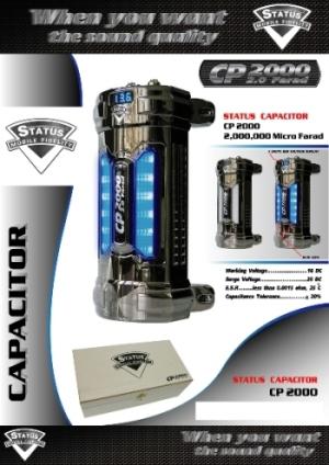 STATUS  CP2000 2