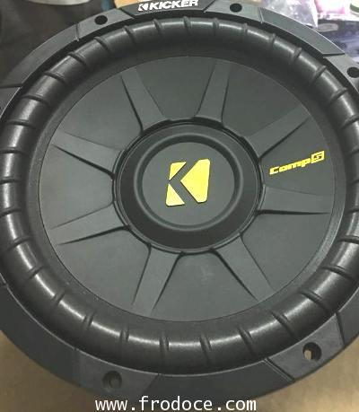 Kicker  CompS 10  (40CWS102)