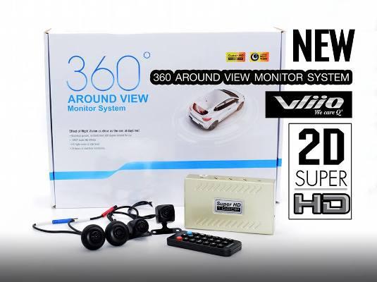 WiiO  360° (2D)