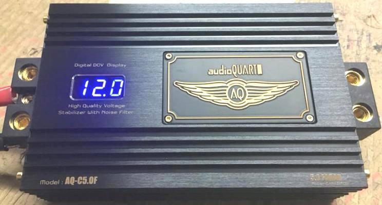AUDIO QUART AQ-C5.0F (Capa)