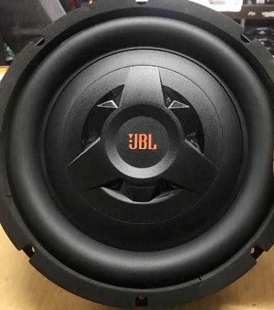 """JBL CLUB-WS1000 (ซับบาง 10"""" ) 6"""