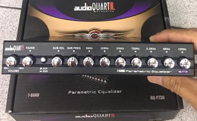 AUDIO QUART AQ-P730