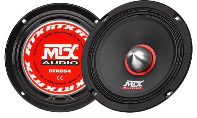 MTX RTX654 (ลำโพงเสียงกลาง 6.5 นิ้ว)
