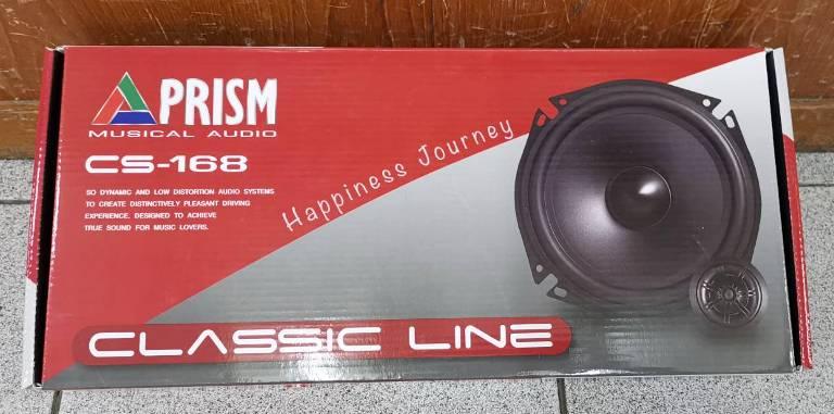 PRISM  CS-168 / CS-162