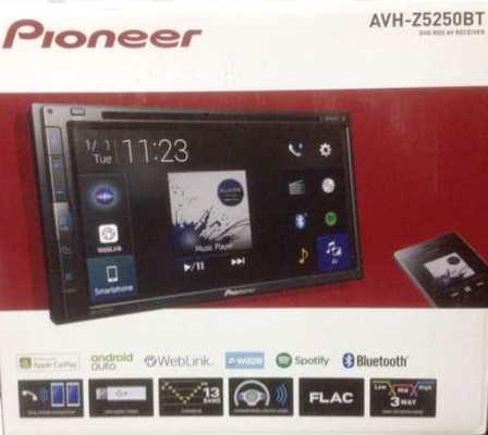 PIONEER AVH-Z5250BT 1