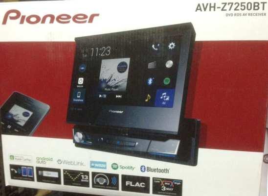 PIONEER AVH-X7250BT (New2019)