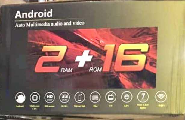Alpha coustic  จอ Android ตรงรุ่นรถToyota Hilux Vigo (Ram 2 GB / Rom 16 / 4 Core )