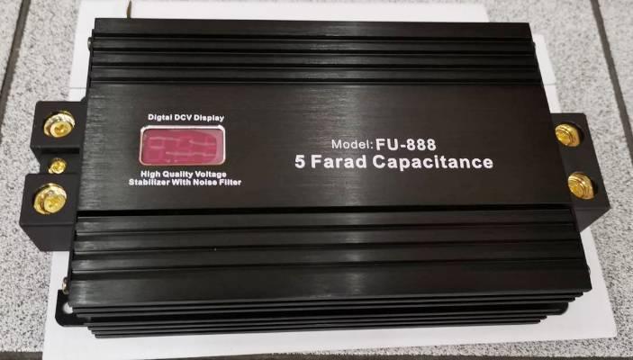 FU-888 (5 Farad Capa) 1