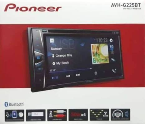 PIONEER AVH-G225BT 1