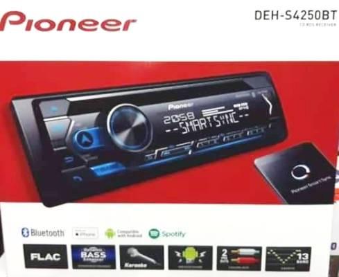 PIONEER DEH-S4250BT (2019)