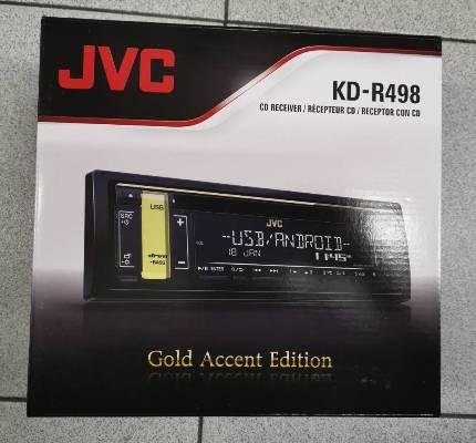 JVC KD-R489