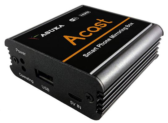 ASUKA  Acast  (Wifi Mirroring Box) 5