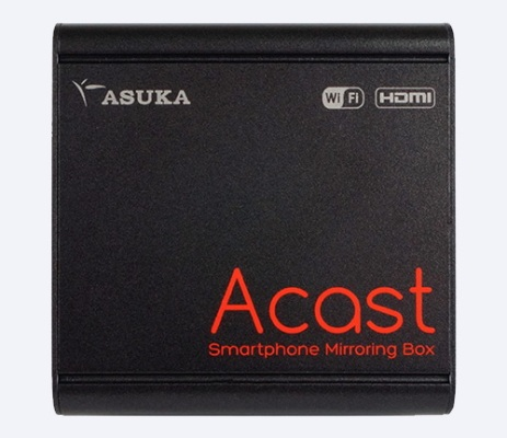 ASUKA  Acast  (Wifi Mirroring Box) 3