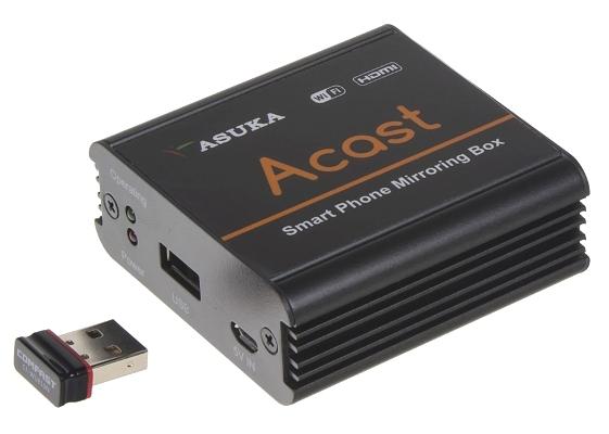 ASUKA  Acast  (Wifi Mirroring Box) 4