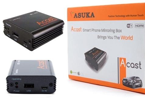 ASUKA  Acast  (Wifi Mirroring Box) 2