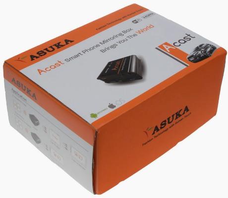 ASUKA  Acast  (Wifi Mirroring Box) 1