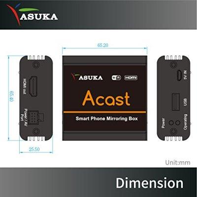 ASUKA  Acast  (Wifi Mirroring Box) 8