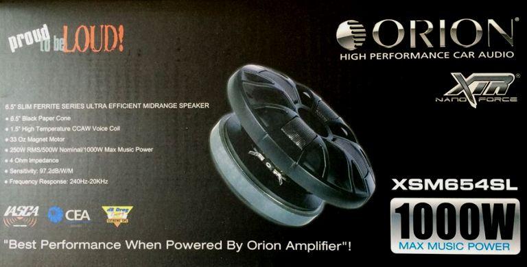 Orion XSM654SL