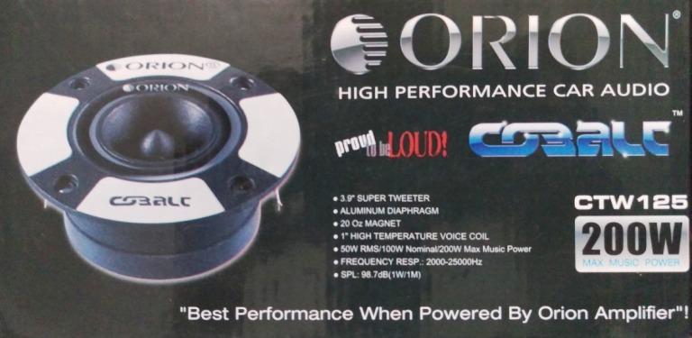 ORION CTW125