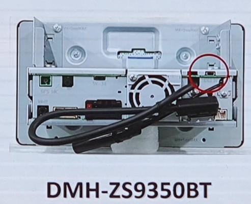 Pioneer DMH-ZS9350BT(ปี2020)