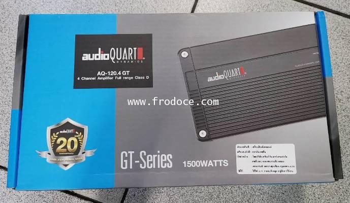 AUDIO QUART AQ-120.4GT