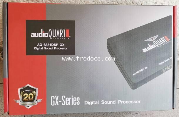 AUDIO QUART AQ-6831DSP GX (DSP)