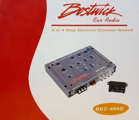 BOSTWICK BEC-400D (CROSSOVER)