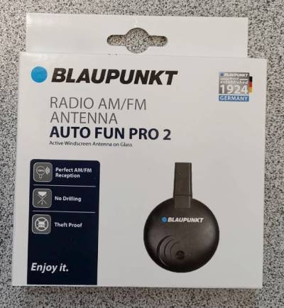 BLAUPUNKT Auto Fun Pro 2 (เสาอากาศวิทยุ)