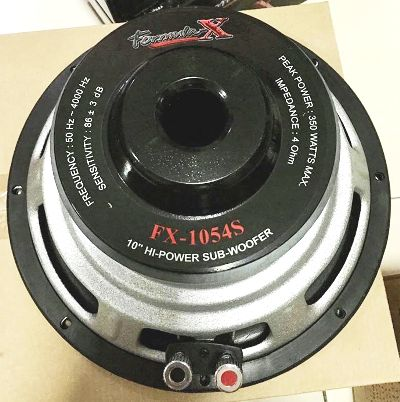 FORMULA-X FX1054S 2