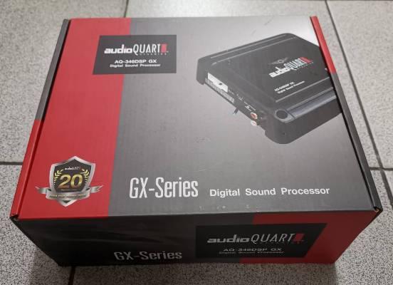 AUDIO QUART 346DSP GX