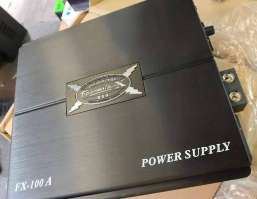 Formula-X FX-1000A (สวิตช์ชิ่ง 100 แอมป์ )