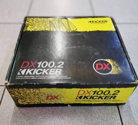 Kicker DX100.2  ( 2 Ch)