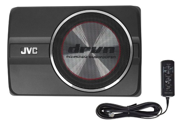 JVC CW-DRA8  (SUB BOX 8 นิ้ว)