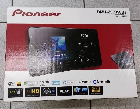 Pioneer DMH-ZS9350BT