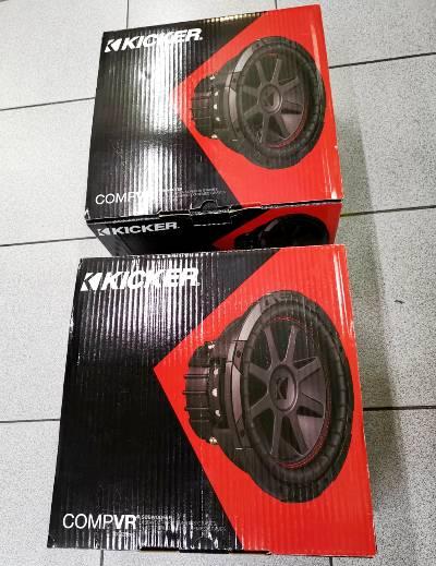 Kicker Comp VR 10