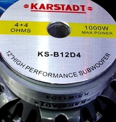 KARSTADT KS-B12D4 5