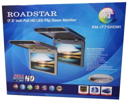 ROADSTAR : RM-1775 HDMI    (จอ17.3 นิ้ว )