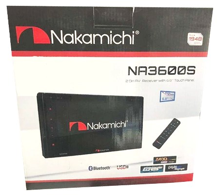 NAKAMICHI NA3600S 9