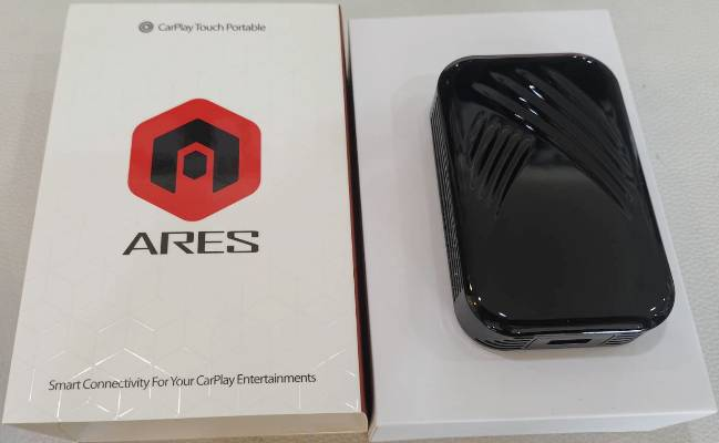 ARES CARPLAY TOUCH PORTABLE (Ram 4   Rom 32) 4
