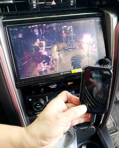 ARES CARPLAY TOUCH PORTABLE (Ram 4   Rom 32) 6