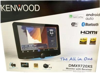 KENWOOD DMX9720 XS