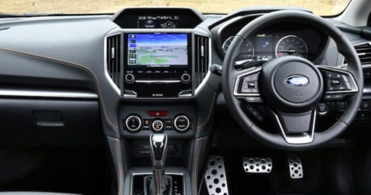 Alpha coustic จอ Android ตรงรุ่นรถ SUBARU XV 2018