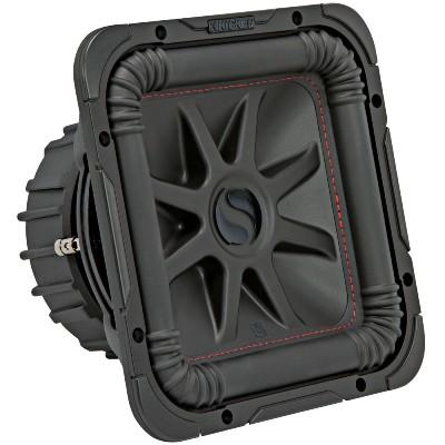 Kicker Solo-Baric L7r 10 inch Square Subwoofer 1