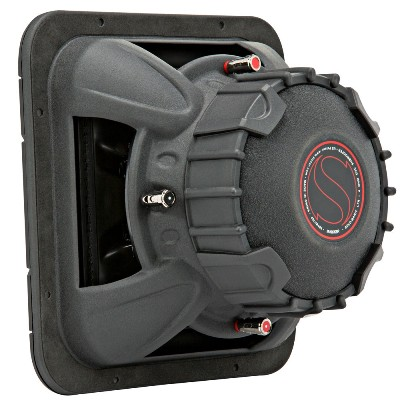 Kicker Solo-Baric L7r 10 inch Square Subwoofer 2